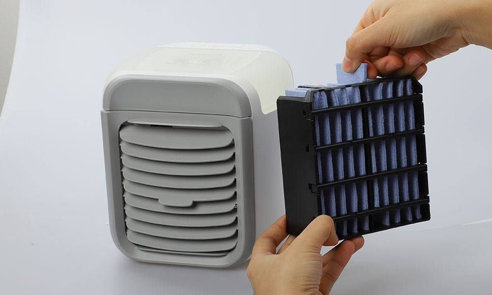 Blaux Portable AC Review - Get relief from the scorching heat and humidity Wherever You Go!