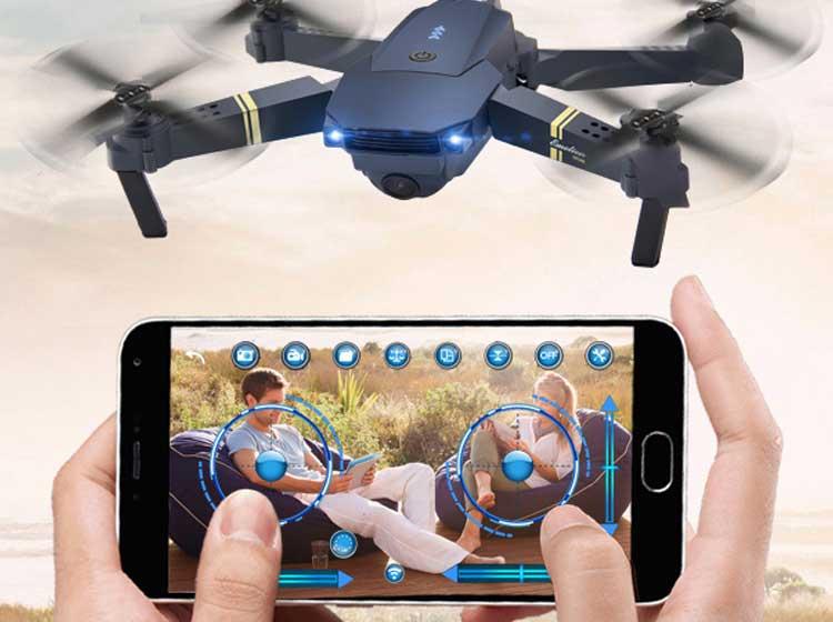 drone x pro controls