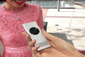 This Japanese Invention Lets You Speak 43 Languages Instantly. The Idea? Genius. Meet MUAMA Enence.